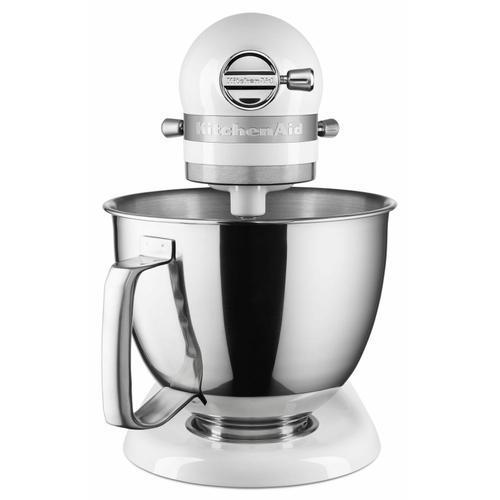 Gallery - Artisan® Mini 3.5 Quart Tilt-Head Stand Mixer - White