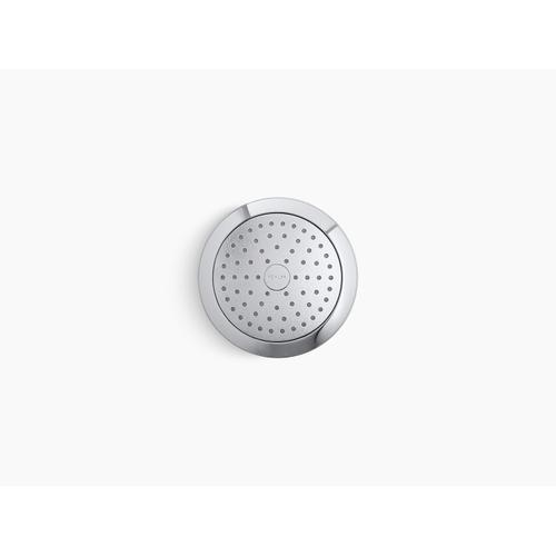 Vibrant Brushed Nickel 2.5 Gpm Single-function Showerhead With Katalyst Air-induction Technology