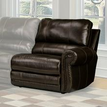 View Product - THURSTON - HAVANA Power Right Arm Facing Recliner