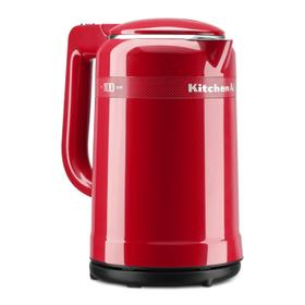 100 Year Limited Edition Queen of Hearts Electric Kettle Passion Red