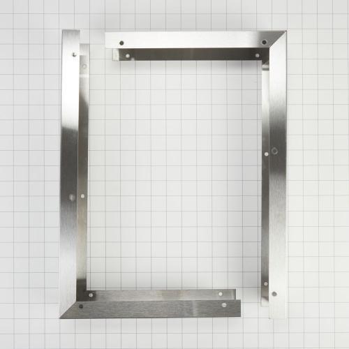 Whirlpool - Over-The-Range Microwave Trim Kit