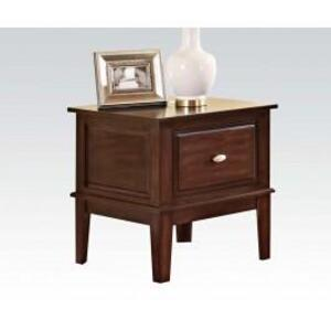 Acme Furniture Inc - Walnut End Table