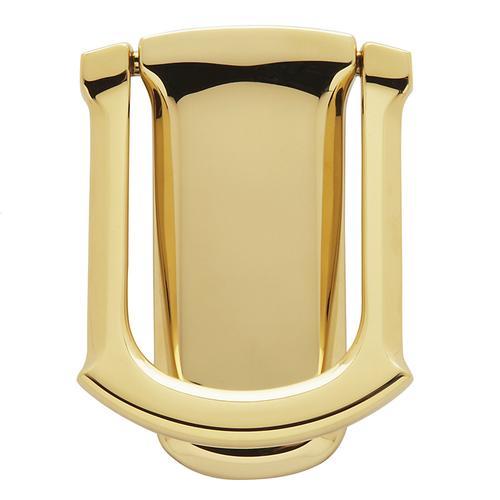 Lifetime Polished Brass Tahoe Knocker