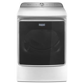 Top Load Dryer with the PowerDry System and Extra Moisture Sensor - 9.2 cu. ft. White