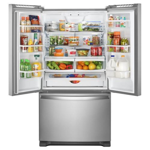 Whirlpool Canada - 33-inch Wide French Door Refrigerator - 22 cu. ft.