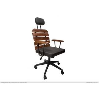 See Details - Desk Chair w/Wheels
