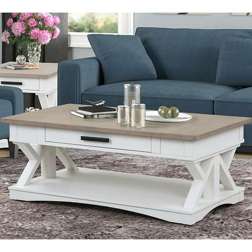 Parker House - AMERICANA MODERN - COTTON Cocktail Table