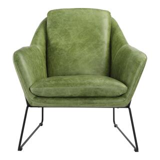 Greer Club Chair Green