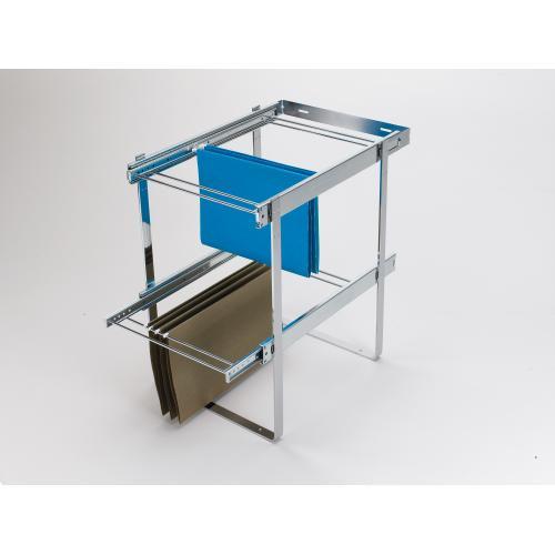 Rev-a-shelf - Rev-A-Shelf - RAS-FD-KIT - Two-Tier File Drawer System