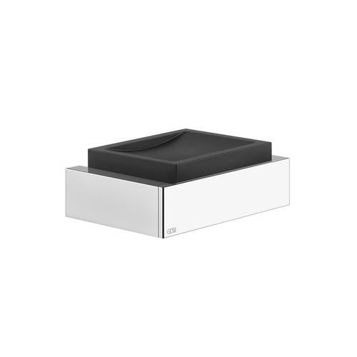 Gessi - Wall-mounted soap dish - black Neolyte