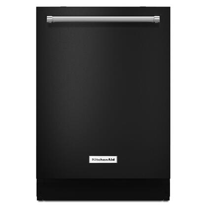 46 DBA Dishwasher with Third Level Rack Black