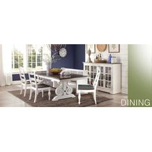View Product - Carriage House Trestle Table