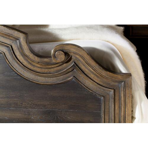 Bedroom Fair Oaks 5/0 Upholstered Headboard