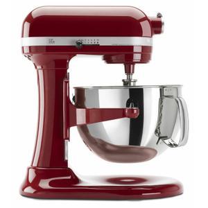 KitchenAidProfessional 600™ Series 6 Quart Bowl-Lift Stand Mixer - Empire Red