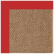 "View Product - Islamorada-Diamond Canvas Jockey Red - Rectangle - 24"" x 36"""