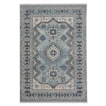 "Landis-Kazak Blue Mist - Rectangle - 3'3"" x 4'10"""