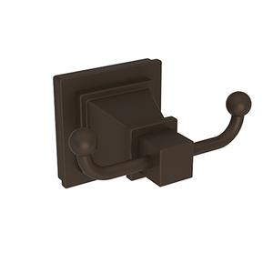 Weathered Copper - Living Double Robe Hook