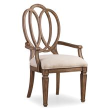 View Product - Solana Wood Back Arm Chair - 2 per carton/price ea