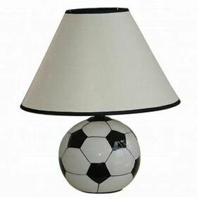 ACME All Star Lamps Table Lamp (Set-8) - 03875 - Soccer