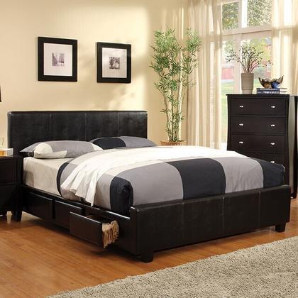 See Details - California King-Size Burlington Bed