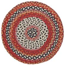 Wanderer Spice Braided Rugs