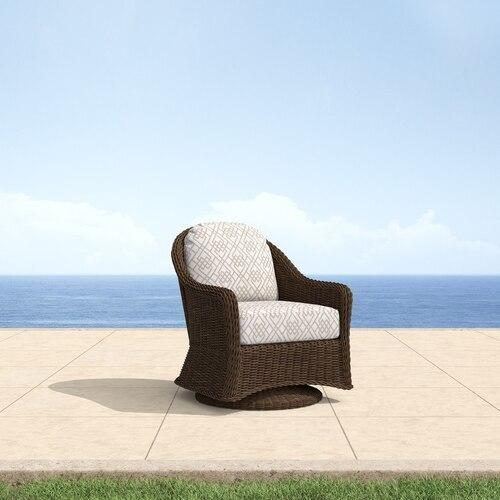 Savannah Swivel Glider Chair