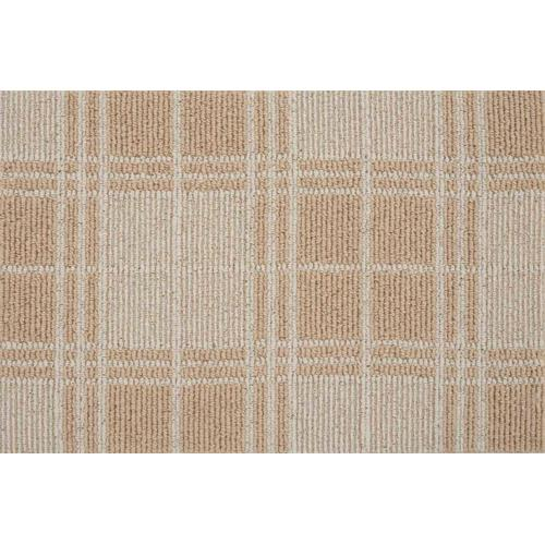 Elements Quadrant Quad Flax/ivory Broadloom Carpet