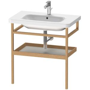 Furniture - Acc Towel Rail With Included Shelf, European Oak (solid Wood) Product Image