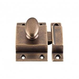 Cabinet Latch 2 Inch - German Bronze