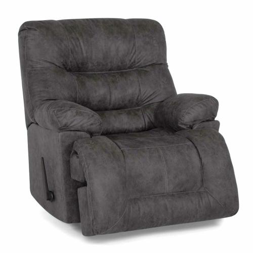 4585 Boss Fabric Recliner