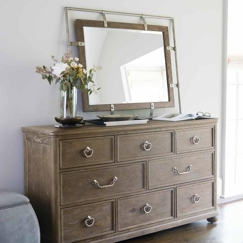 Rustic Patina Dresser in Peppercorn (387)
