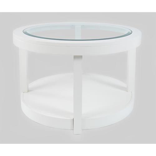 Urban Icon Round Cocktail Table