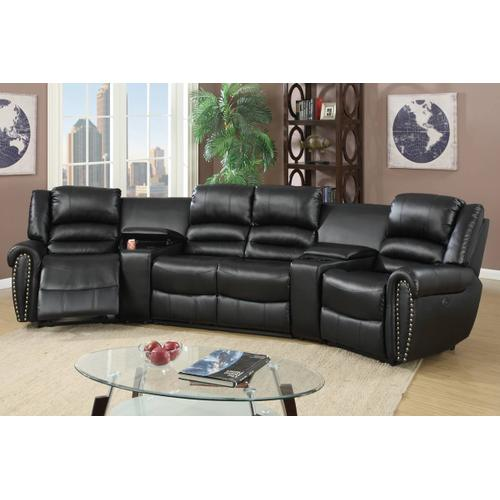 Power Theater Sectional