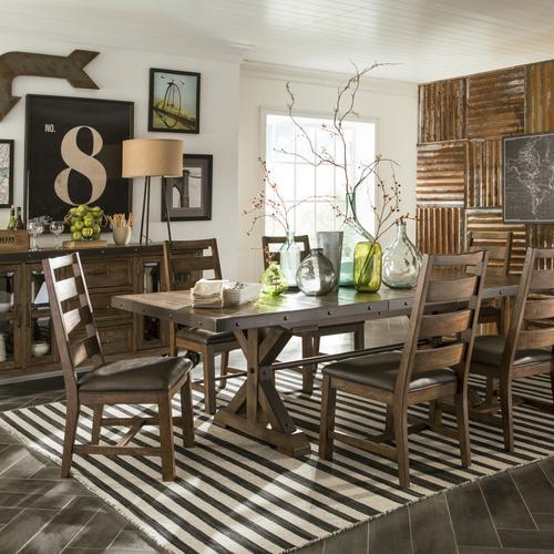Intercon Furniture - Taos Ladder Chair