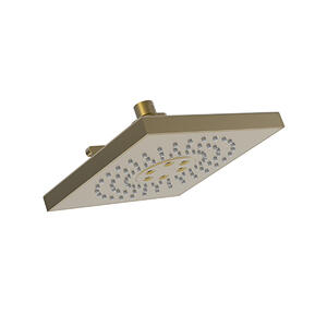 Satin Bronze - PVD Luxnetic Multifunction Showerhead