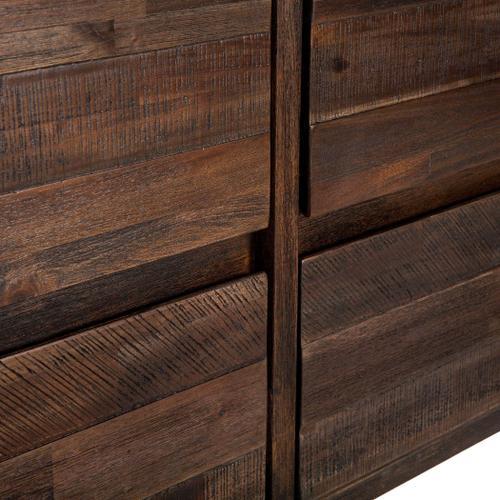 """Product Image - Urban Loft 60"""" Dresser Dark Brown"""