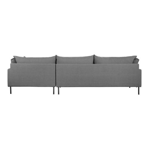 Moe's Home Collection - Jamara Sectional Charcoal Left