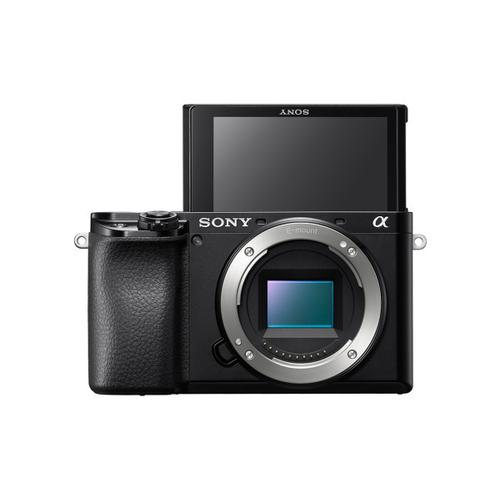 Sony - Alpha 6100 APS-C Interchangeable Lens Mirrorless Camera