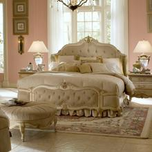View Product - Cal King Wing Mansion Bed