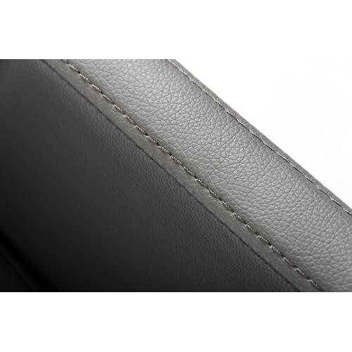 VIG Furniture - Modrest Dex Modern Grey Leatherette Dining Chair