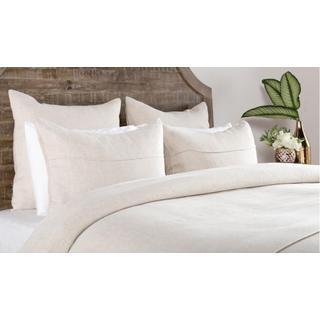 Beaumont Linen 3Pc King Duvet Set