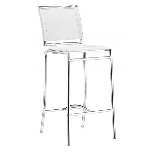 Soar Bar Chair White