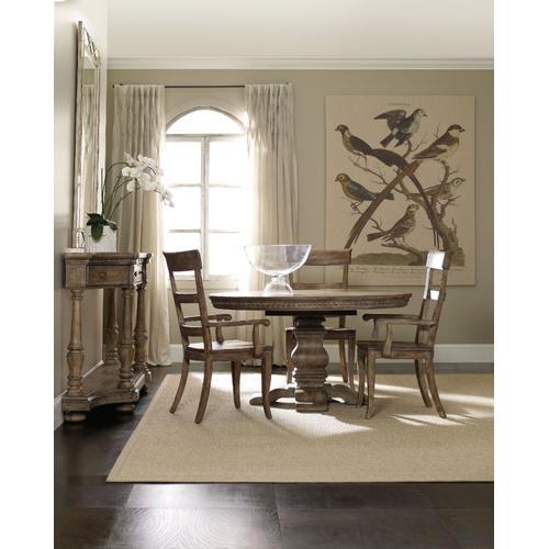 Hooker Furniture - Sorella Ladderback Side Chair - 2 per carton/price ea
