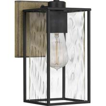 View Product - Holsten Wall Sconce in Matte Black