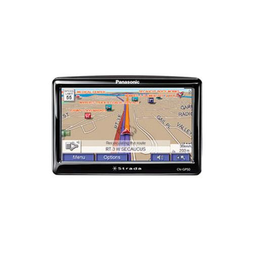 """Gallery - Strada Portable Mobile Navigation System with 5"""" LCD Screen & GPS Assist"""