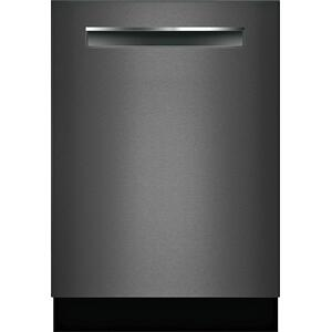 Bosch800 Series Dishwasher 24'' Black Stainless Steel SHPM78Z54N