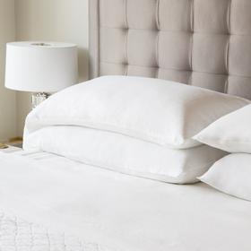 French Linen Queen Pillowcase Flax