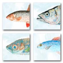 Fish Heads II S/4