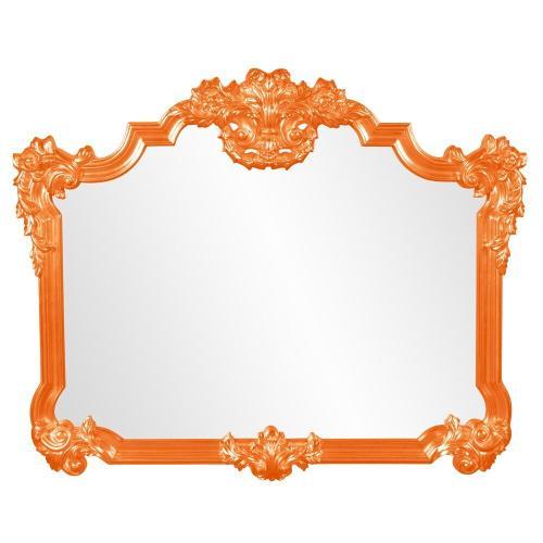 Howard Elliott - Avondale Mirror - Glossy Orange