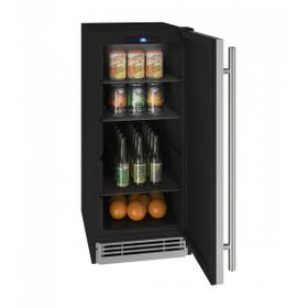 Hre115 15 Refrigerator With Stainless Solid Finish (115v/60 Hz Volts /60 Hz Hz)